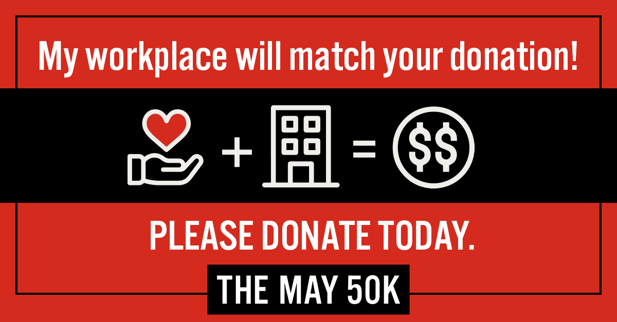 Workplace Linkedin Post - Matched Giving