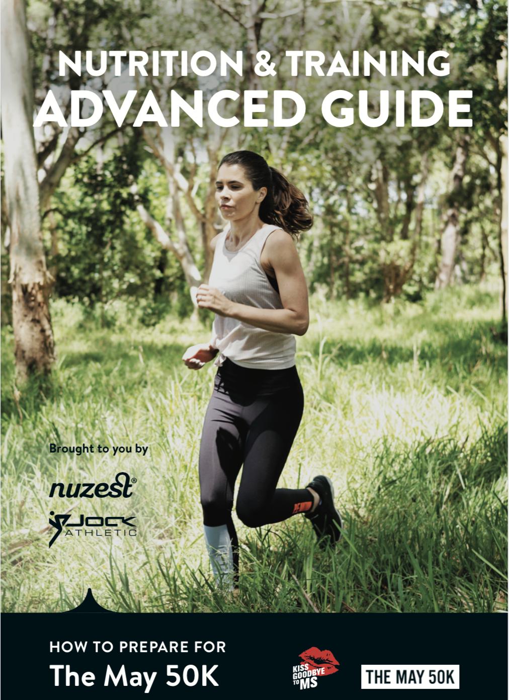 Nuzest's Nutrition & Training Guide – Advanced