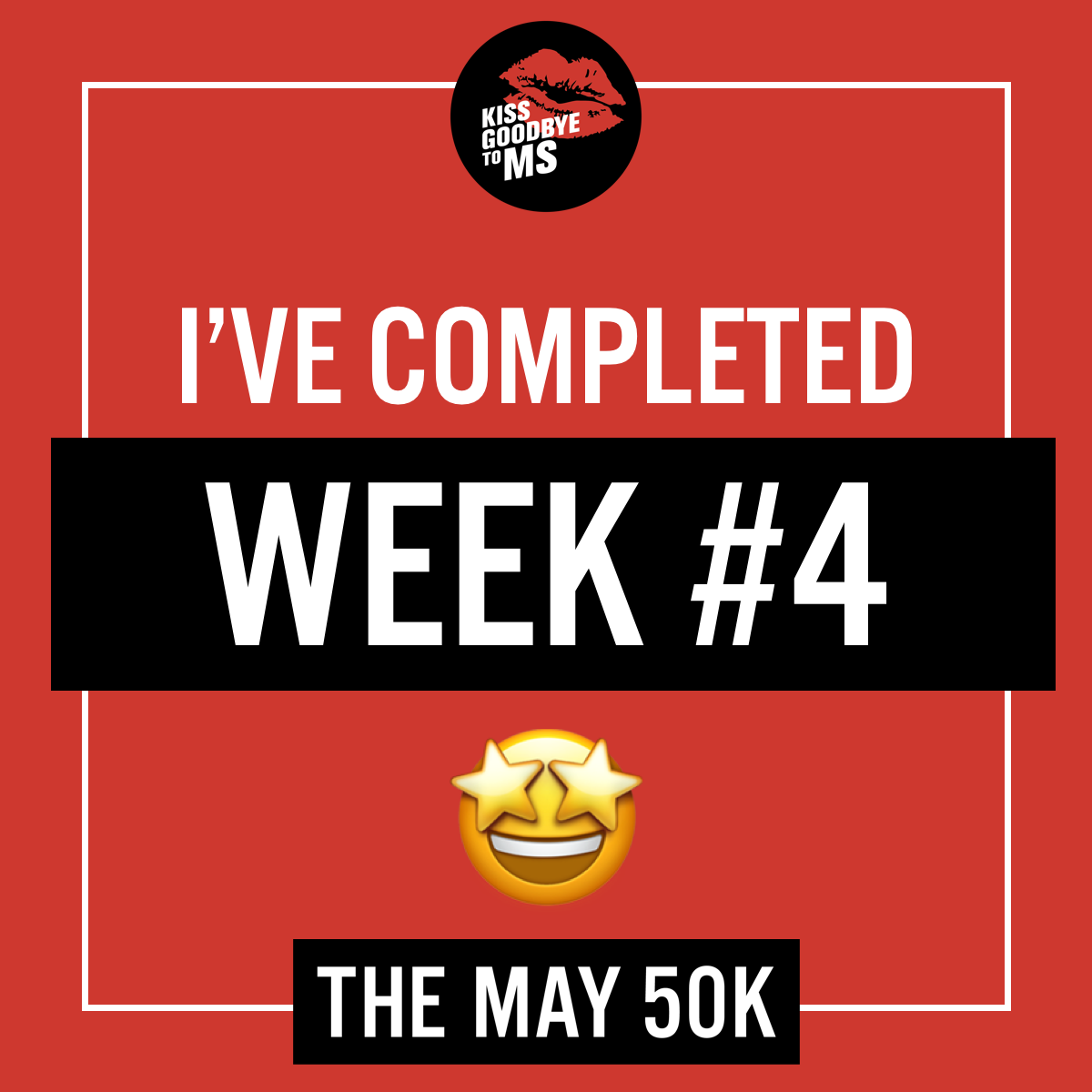 Social Post - Completed Week 4