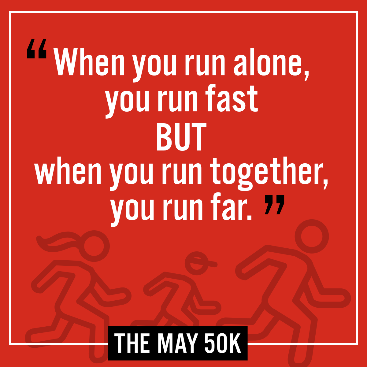 Social Posts - Run Quote - Team