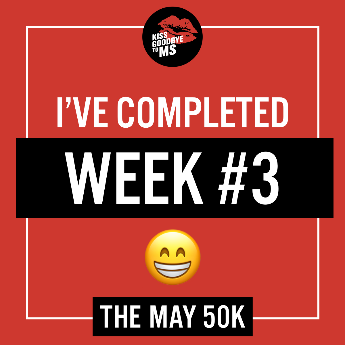 Social Post - Completed Week 3