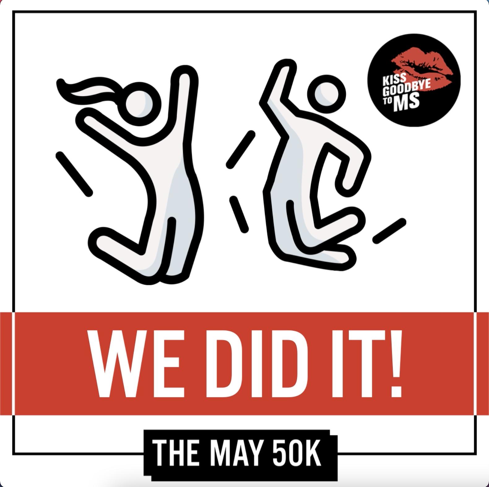 Social Posts - We did it