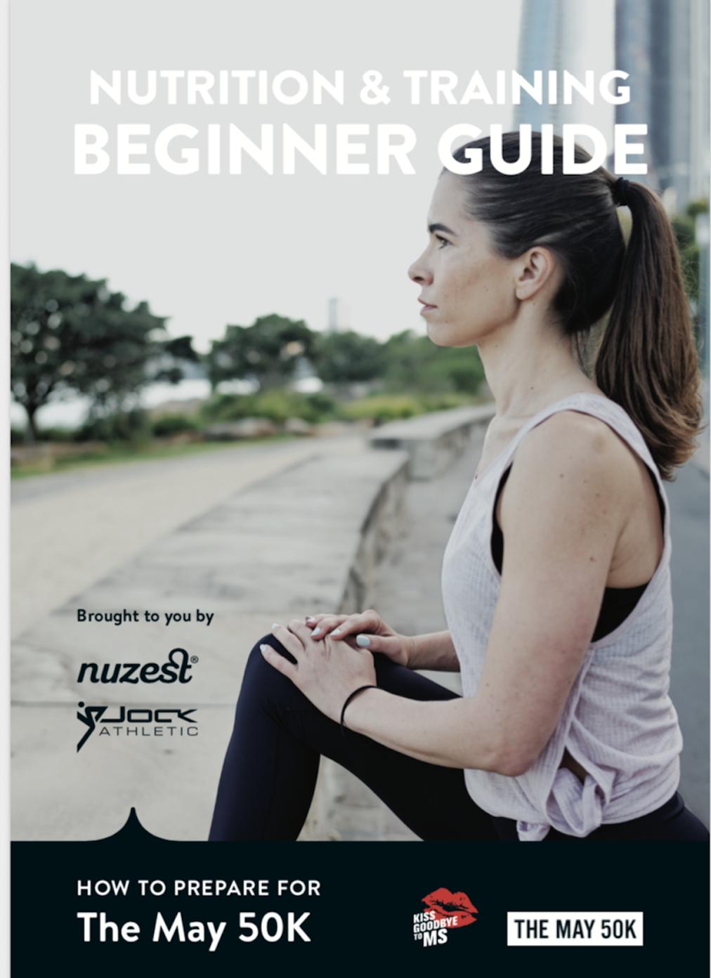 Nuzest's Nutrition & Training Guide – Beginner
